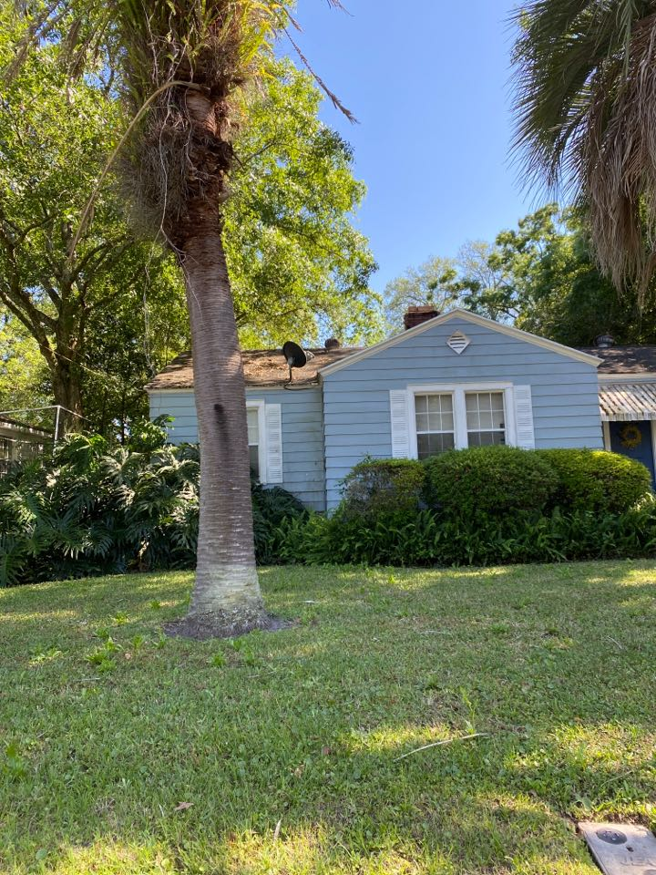Jacksonville, FL - Quoting a cute historic house on Westside