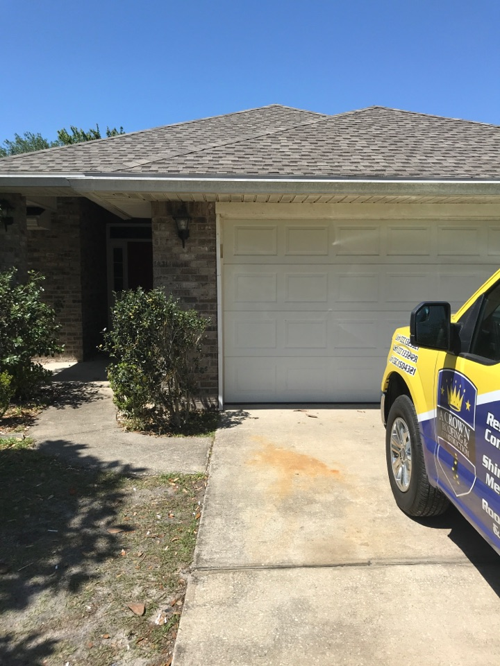 Green Cove Springs, FL - Out doing a roof and siding inspection in Middleburg Florida. If you have the need for those services or any other services we provide please do not hesitate to give us a call at 904 619-8790