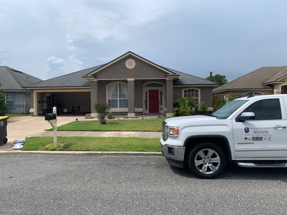 Jacksonville, FL - Time for a new roof!  Storm season is almost here, how is your roof?