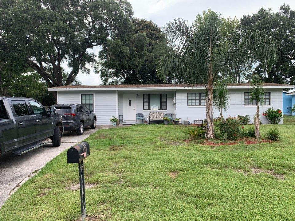 Jacksonville, FL - Roof inspection off of St Johns Bluff!