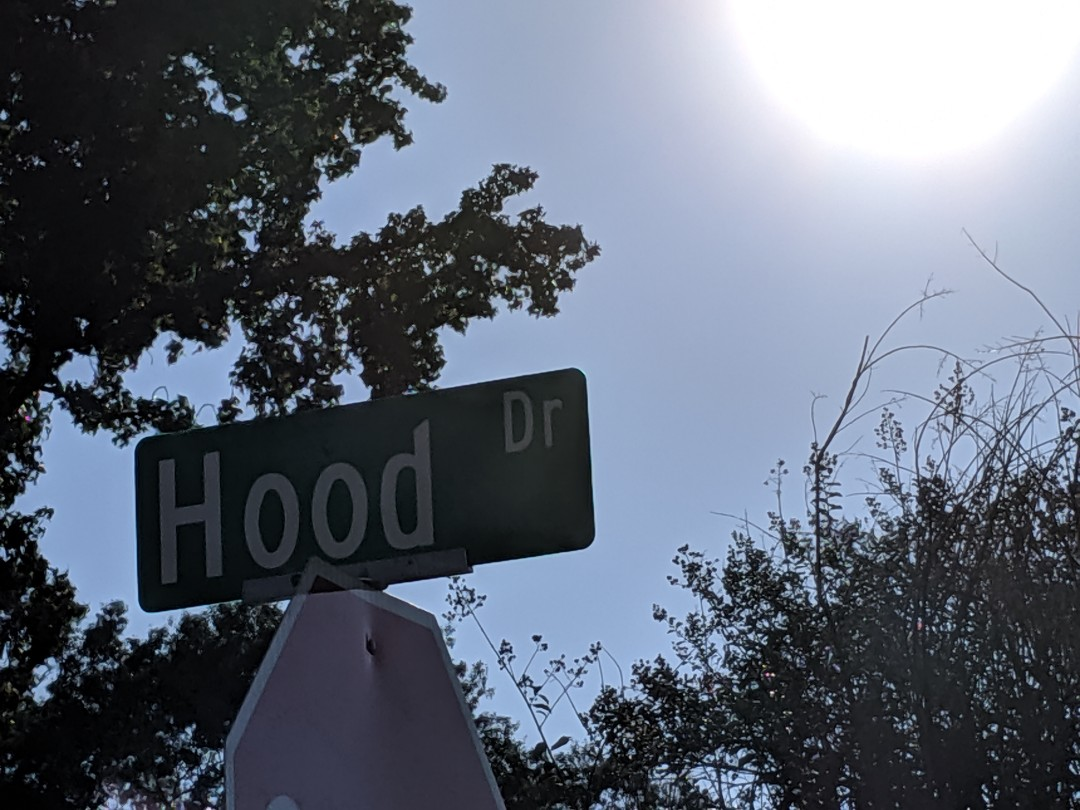 Yes we work in the hood!