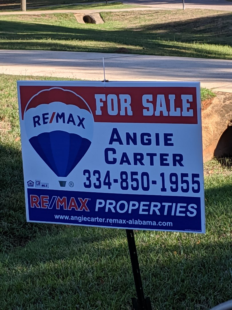 Millbrook, AL - Just got through performing another wood infestation report. Congratulations Angie on another sale!