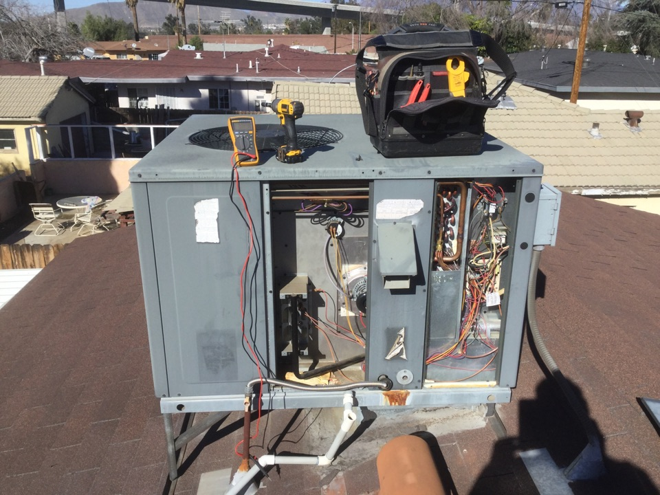 Riverside, CA - Package unit preventative maintenance