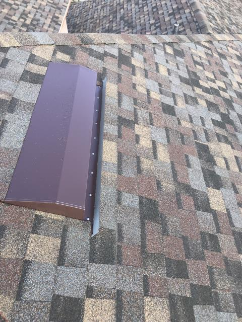 Tarpon Springs, FL - Replaced roof with Duration Shingles.  The customer had leaks and the roof was old.
