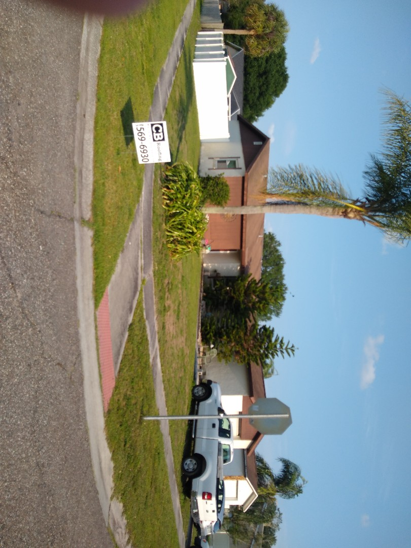 Brandon, FL - We do free roof assessments on Saturday too!