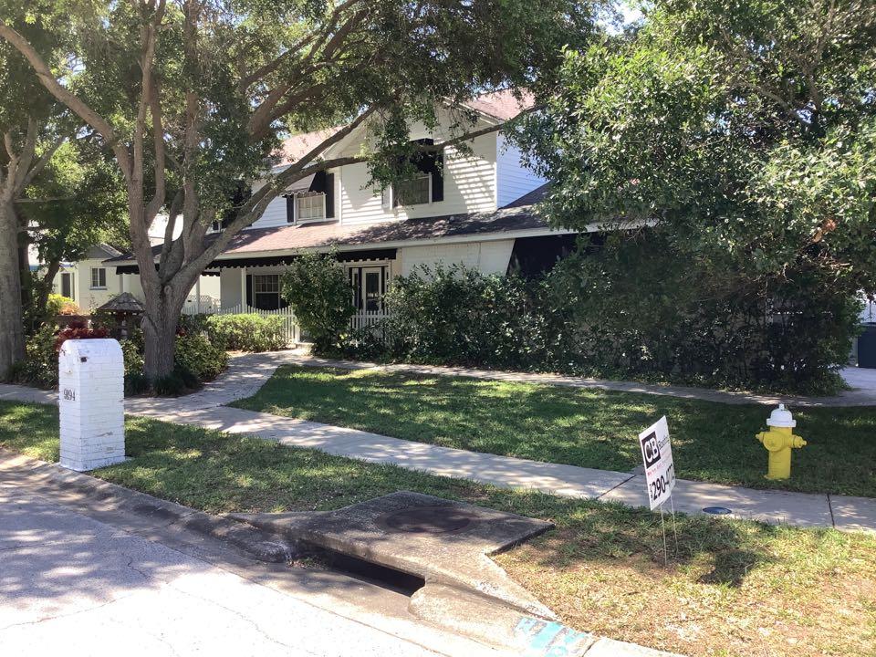 Largo, FL - Residential, shingled roof