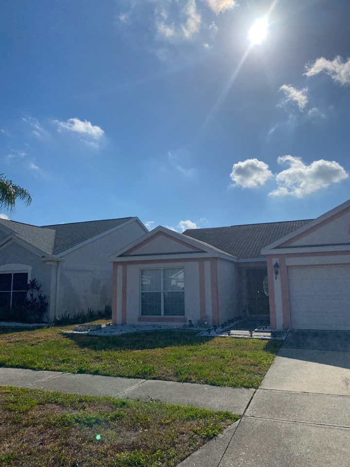 Tampa, FL - Full reroof in Tampa Florida near citrus Park. Looking for a full roof replacement with Owens Corning duration architectural shingles