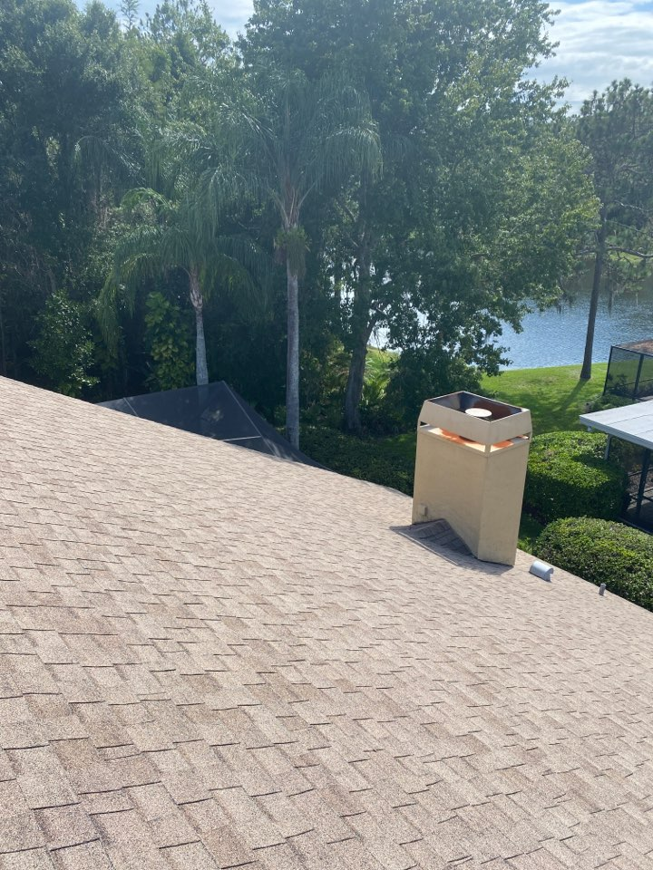 Tampa, FL - Hunter's Green tampa Florida full roof replacement looking for Owens Corning duration shingles full reroof