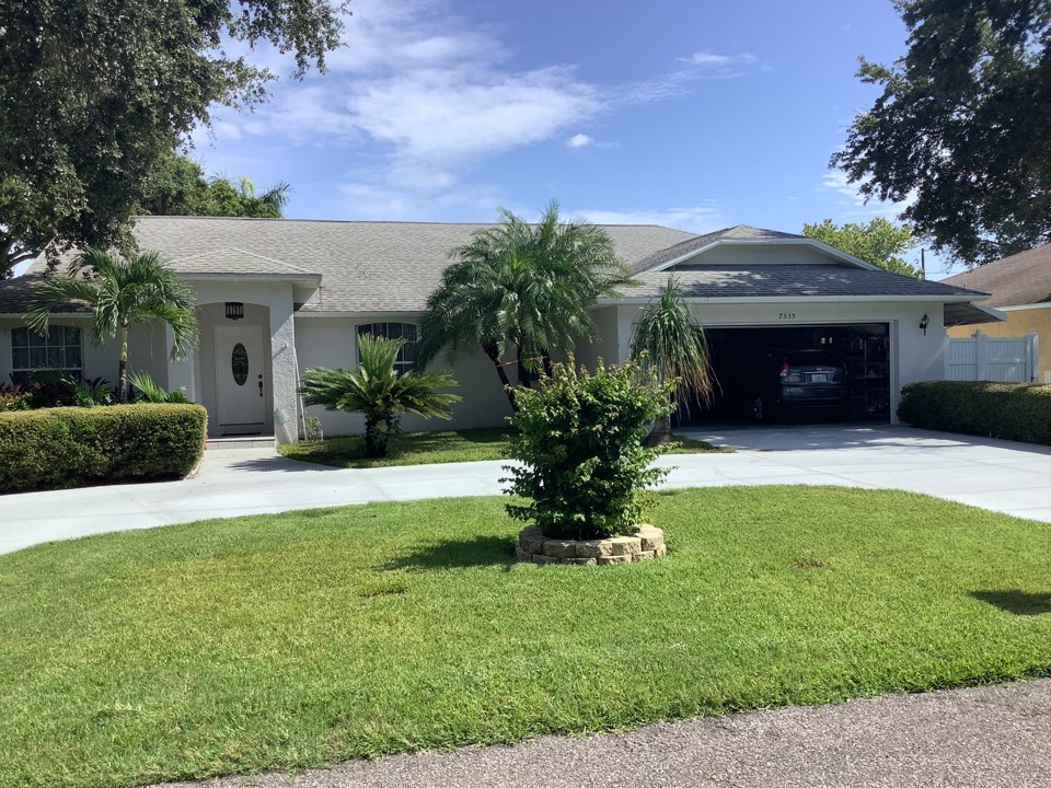 Pinellas Park, FL - Completed roof inspection and recommended full replacement