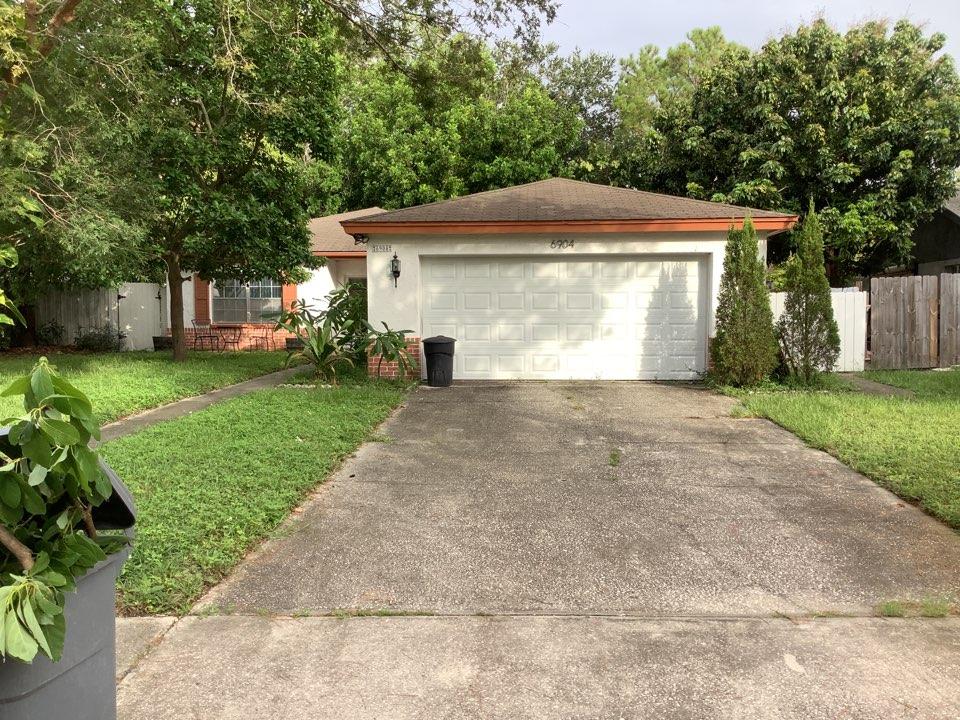 Largo, FL - Reroof shingles Roof Inspection: Roof Inspection Sample Dropoff