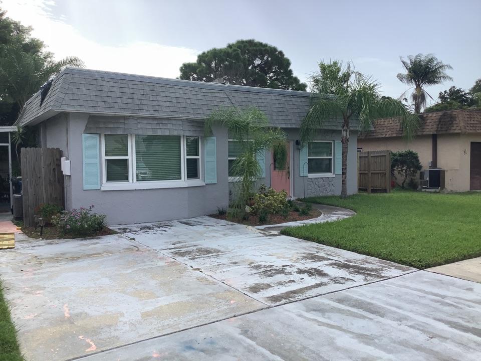 Largo, FL - Architectural shingles, Owens Corning  In Mallory Largo
