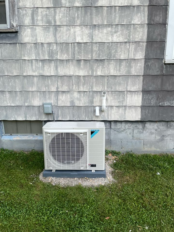 Davison, MI - New Daikin furnace and FIT System. Thank you Shirley!