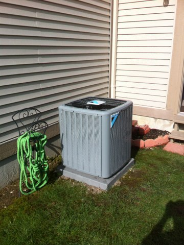 Davison, MI - Daikin high efficiency furnace and ac replacement in Davison.