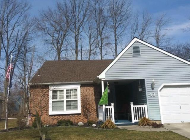 Deptford Township, NJ - Complete new roof installed using GAF Timberline Barkwood shingles.