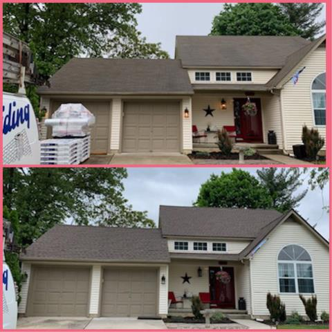 Glassboro, NJ - This homeowner went from 3-tab shingle to architectural  GAF Timberline Barkwood shingles for their complete roof system installation.