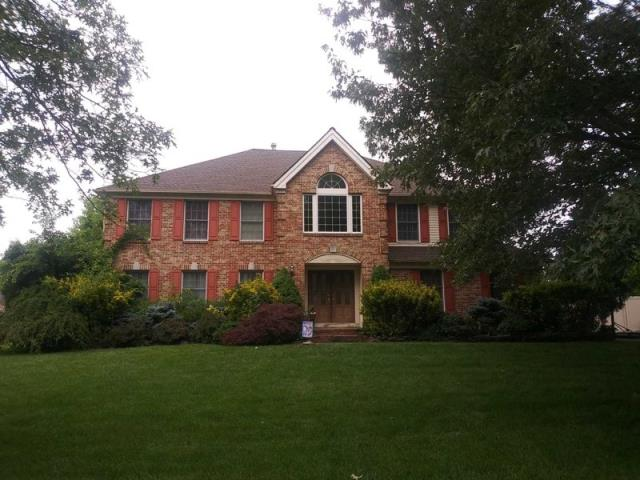 Washington Township, NJ - This beautiful home received a roof replacement using GAF Timberline Barkwood shingles.