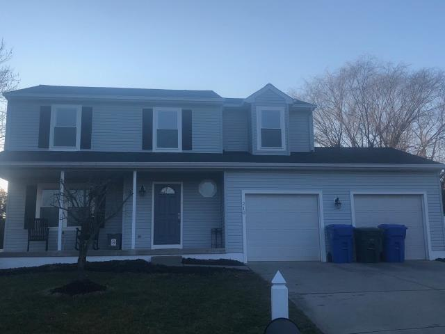 Glassboro, NJ - Completed installation of new GAF Timberline roof system using Charcoal shingles.