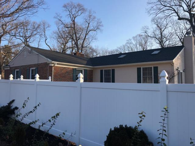 Wenonah, NJ - Completed roof installation using GAF roof system with Charcoal shingles.