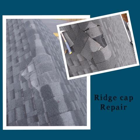 Mullica Hill, NJ - Ridge vent repair.