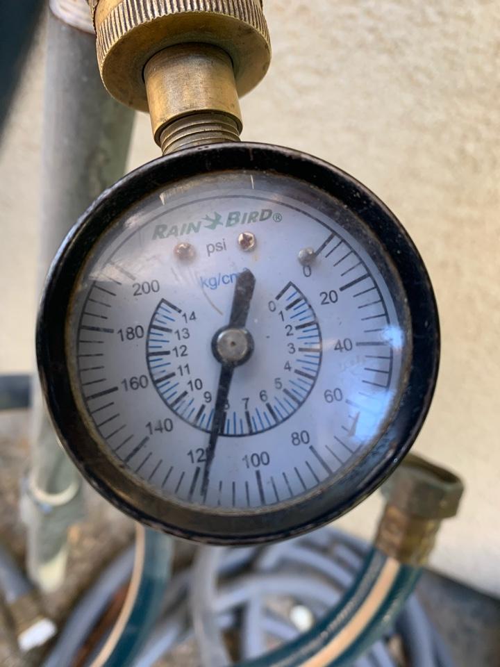 Costa Mesa, CA - High water pressure water leak pinhole leak slab leak electronic leak detection copper repair  pex repipe call Drain Town Rooter
