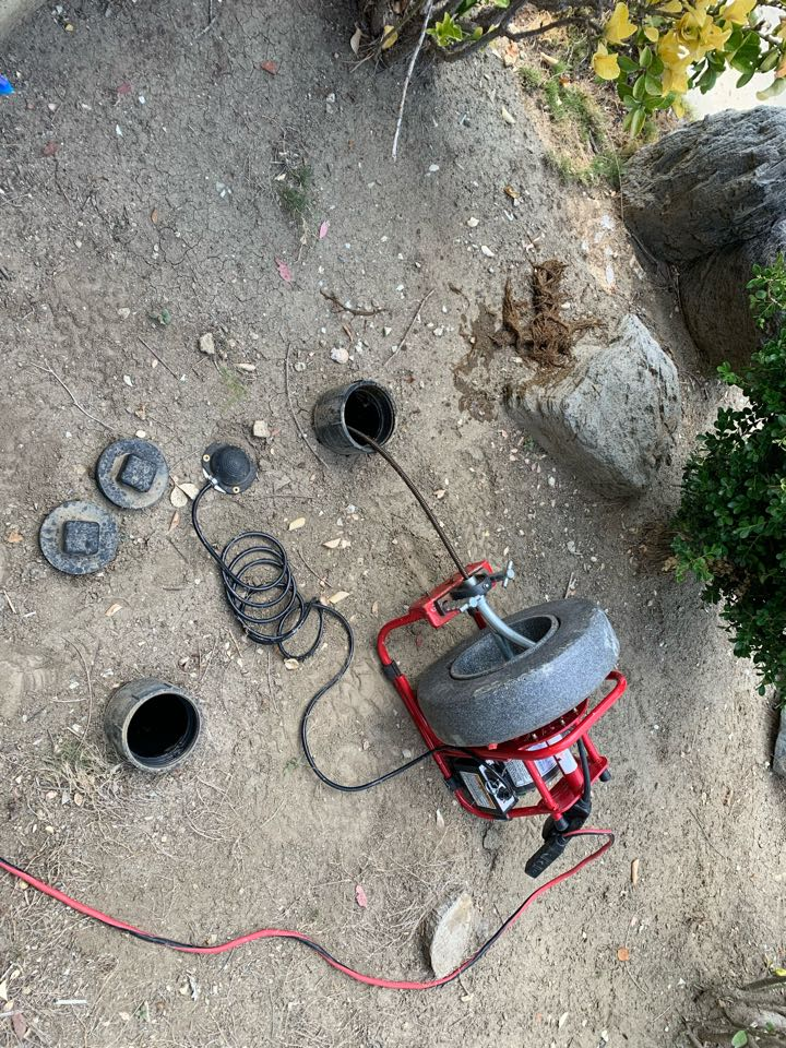 Costa Mesa, CA - Mainline stoppage clogged toilet Plumbing emergency Call drain town rooter