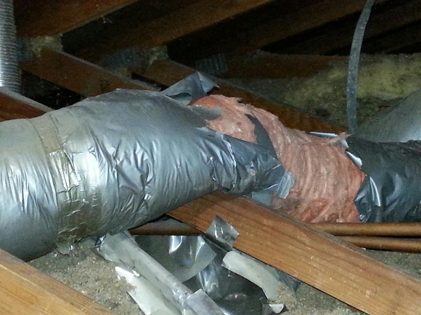 Orangevale, CA - Amana system not heating