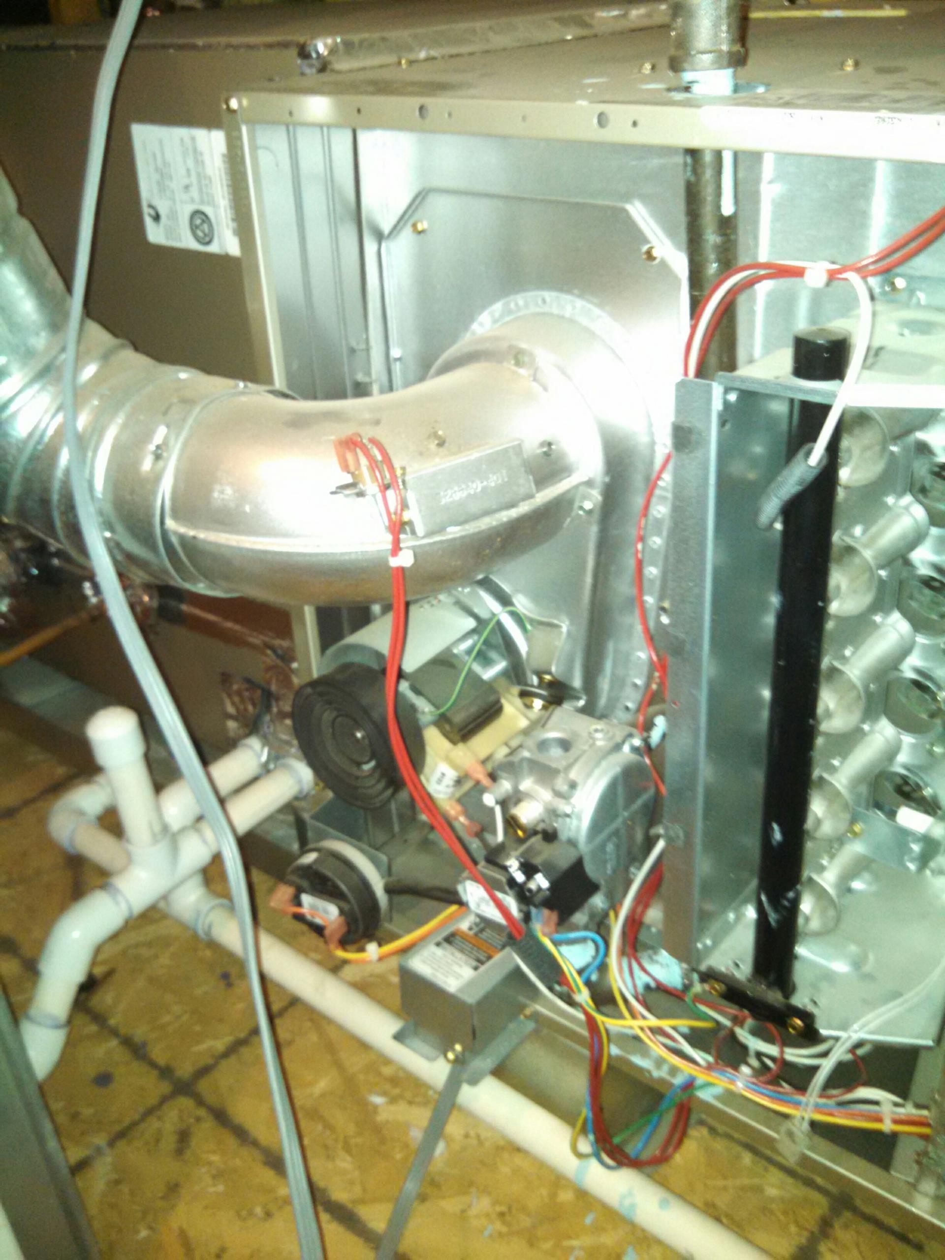 Antelope, CA - Carrier heater service