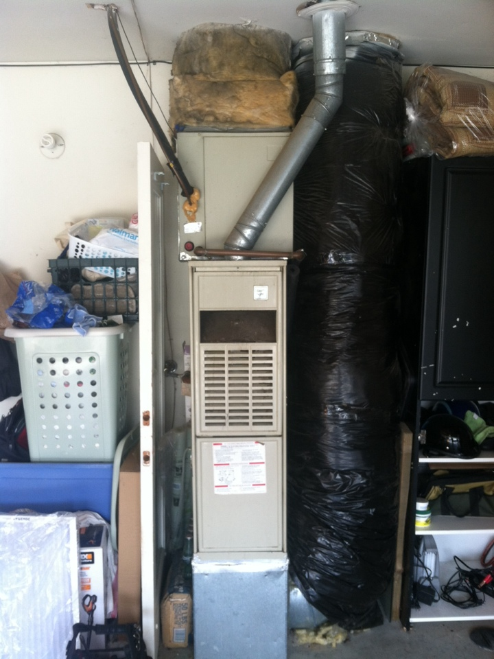 Antelope, CA - Heat service Day and Night system