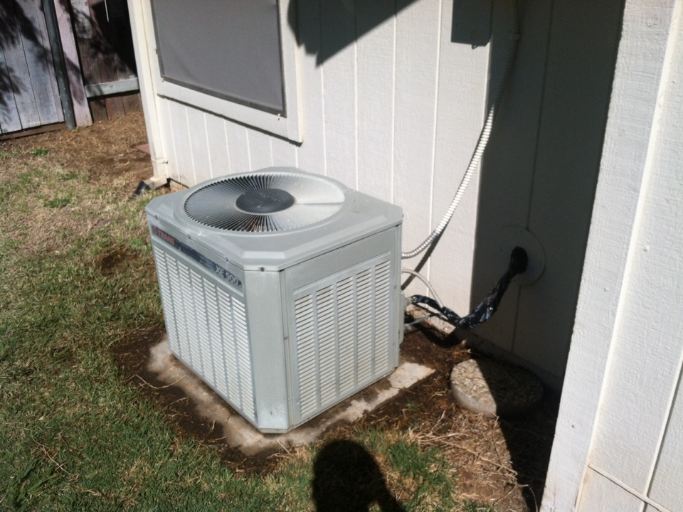 Placerville, CA - Heating service trane system