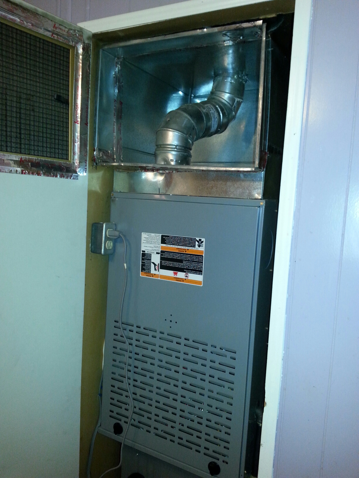 Antelope, CA - Day and night furnace maintenance