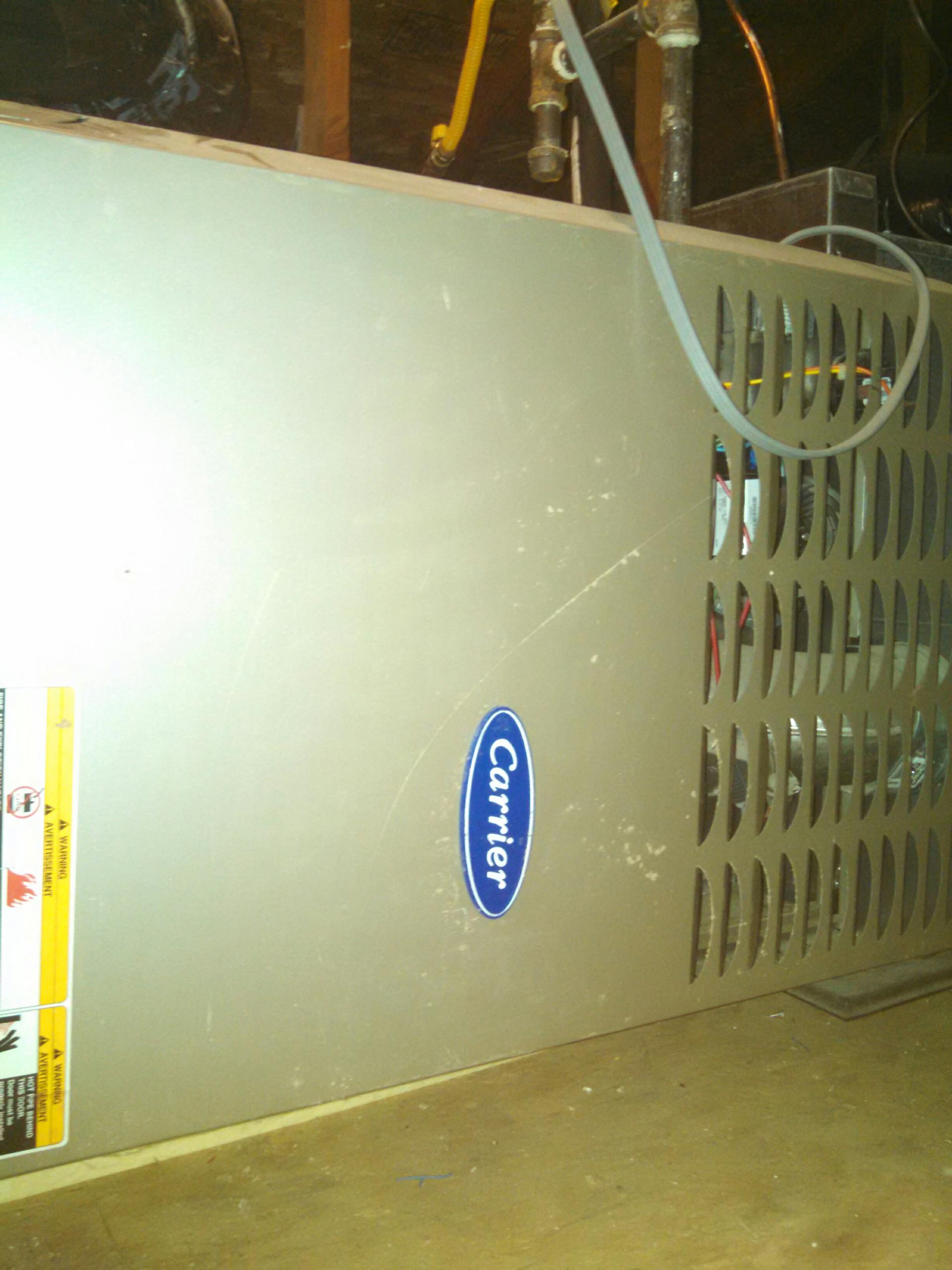 Rancho Cordova, CA - carrier heater service