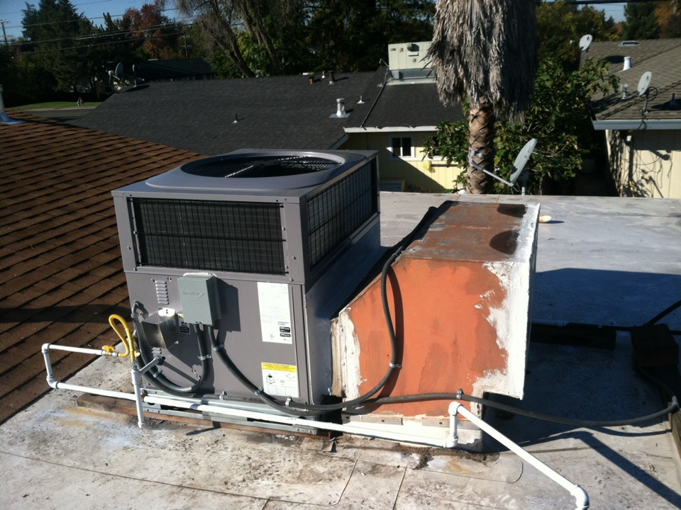 Carmichael, CA - Heater Service Day and Night system