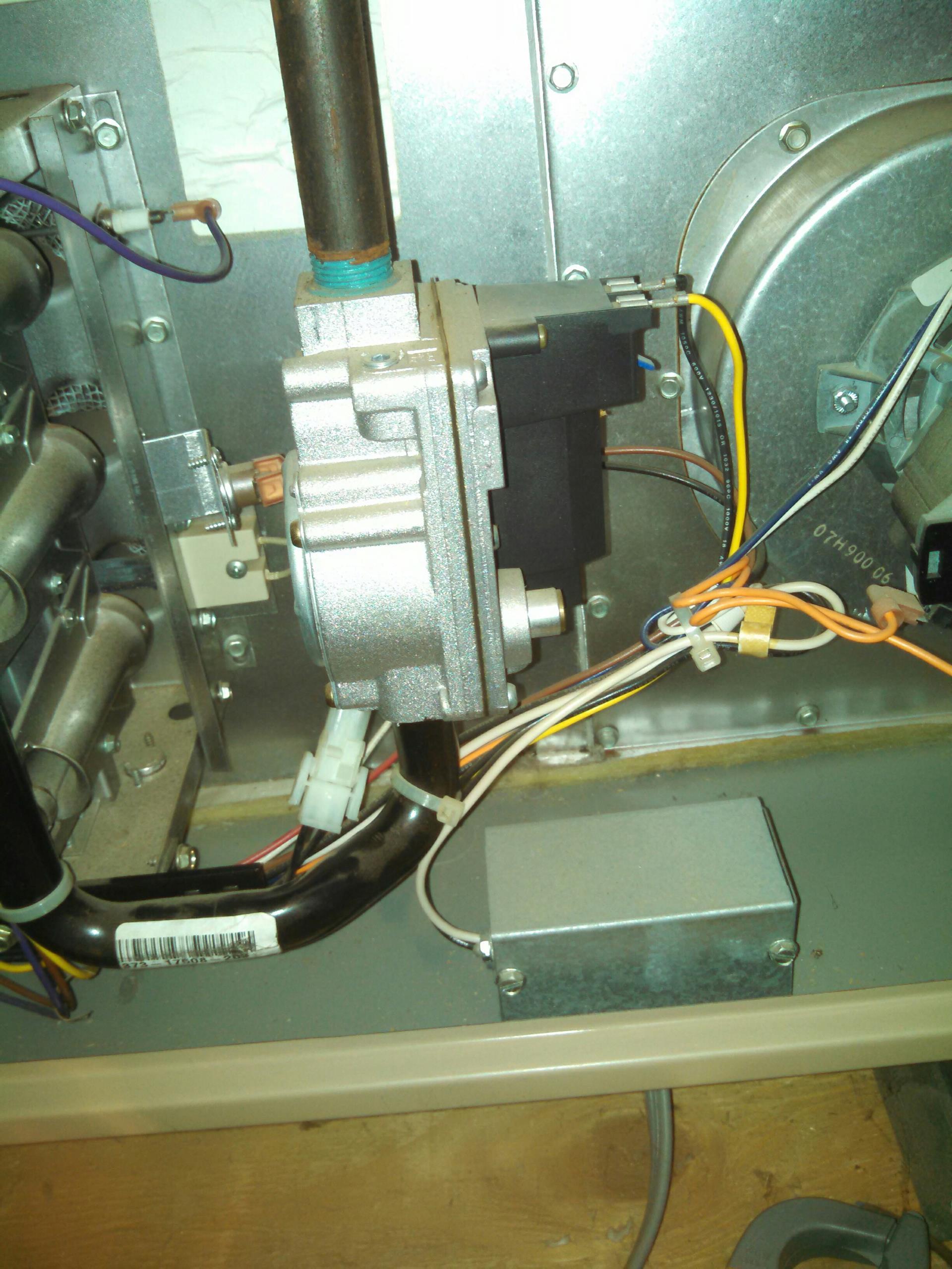 Rocklin, CA - York diamond 80 heater service