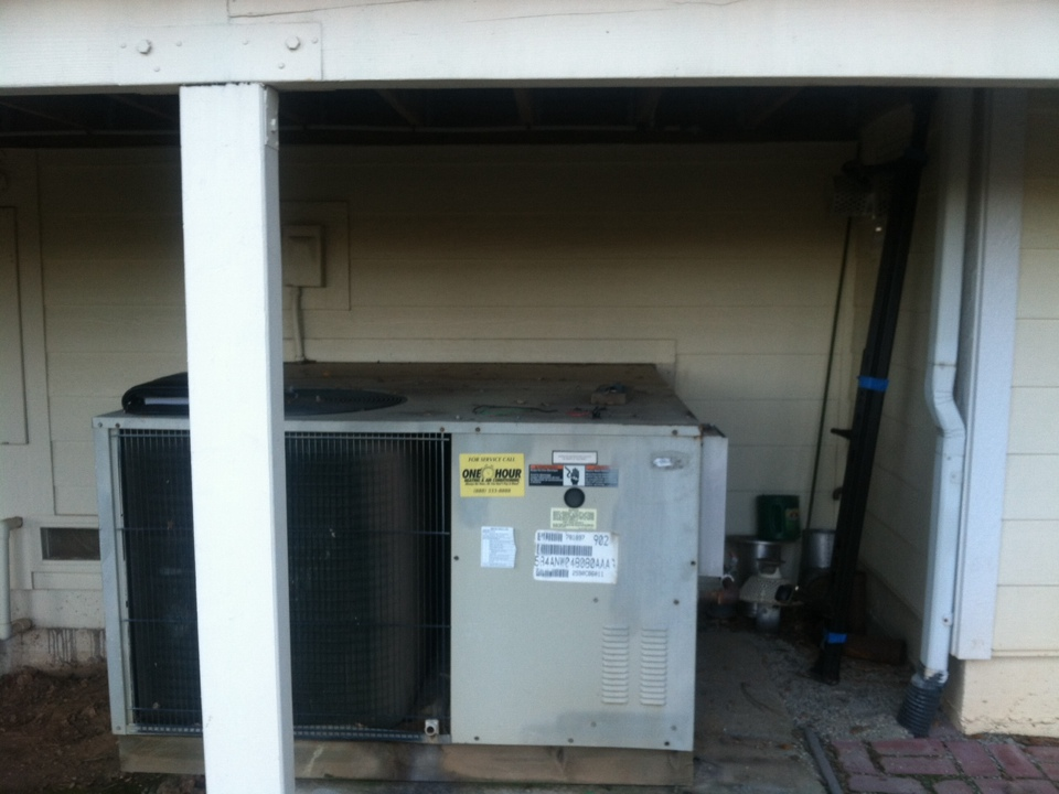 Colfax, CA - Heater repair On a Lennox system