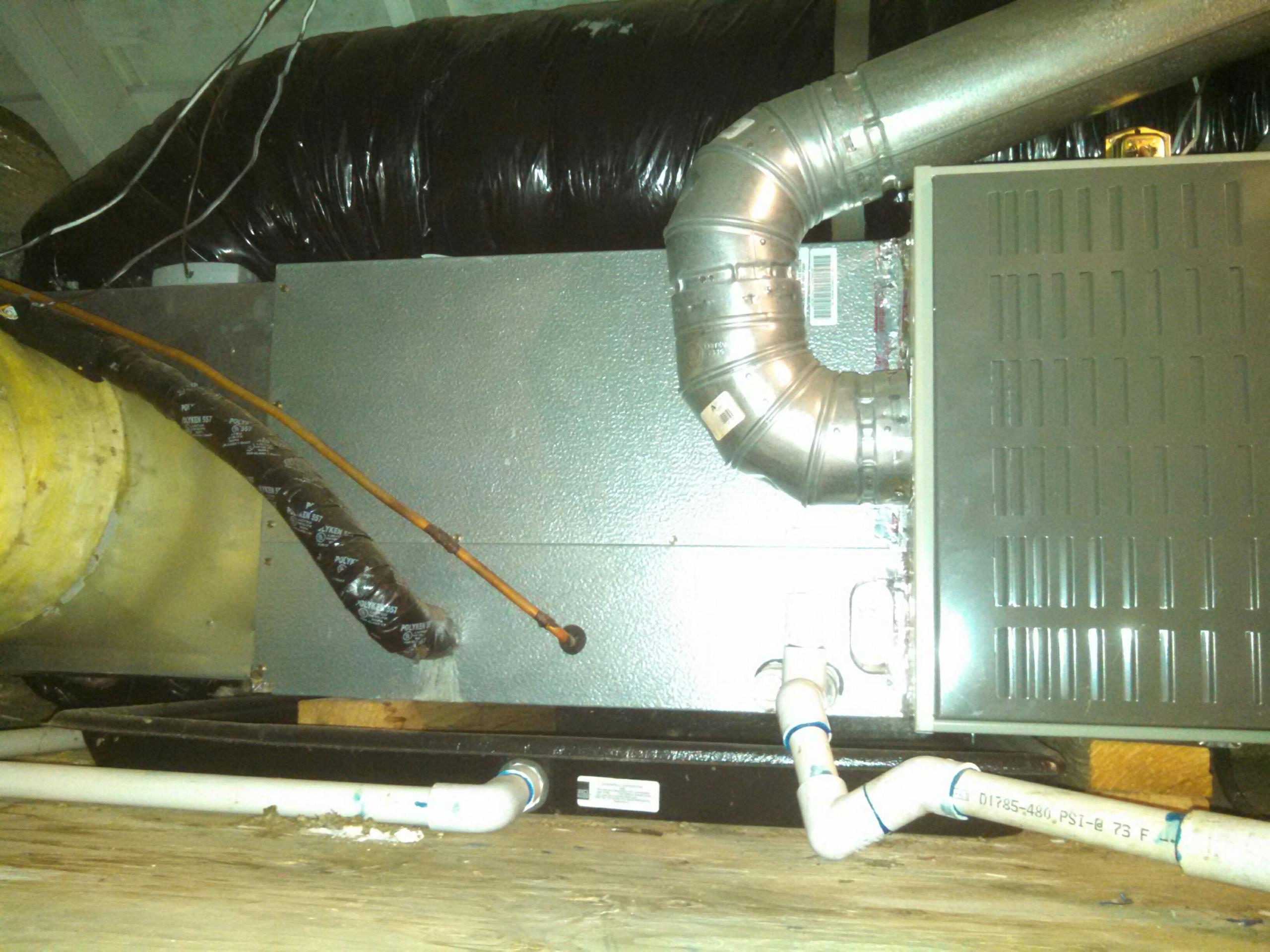 Rancho Cordova, CA - trane heater service