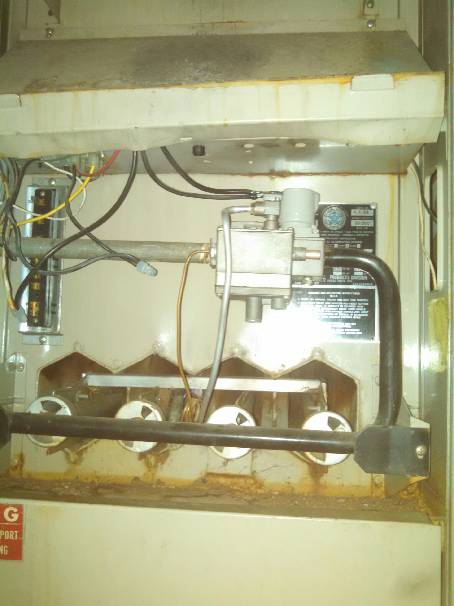Fair Oaks, CA - holly furnace service