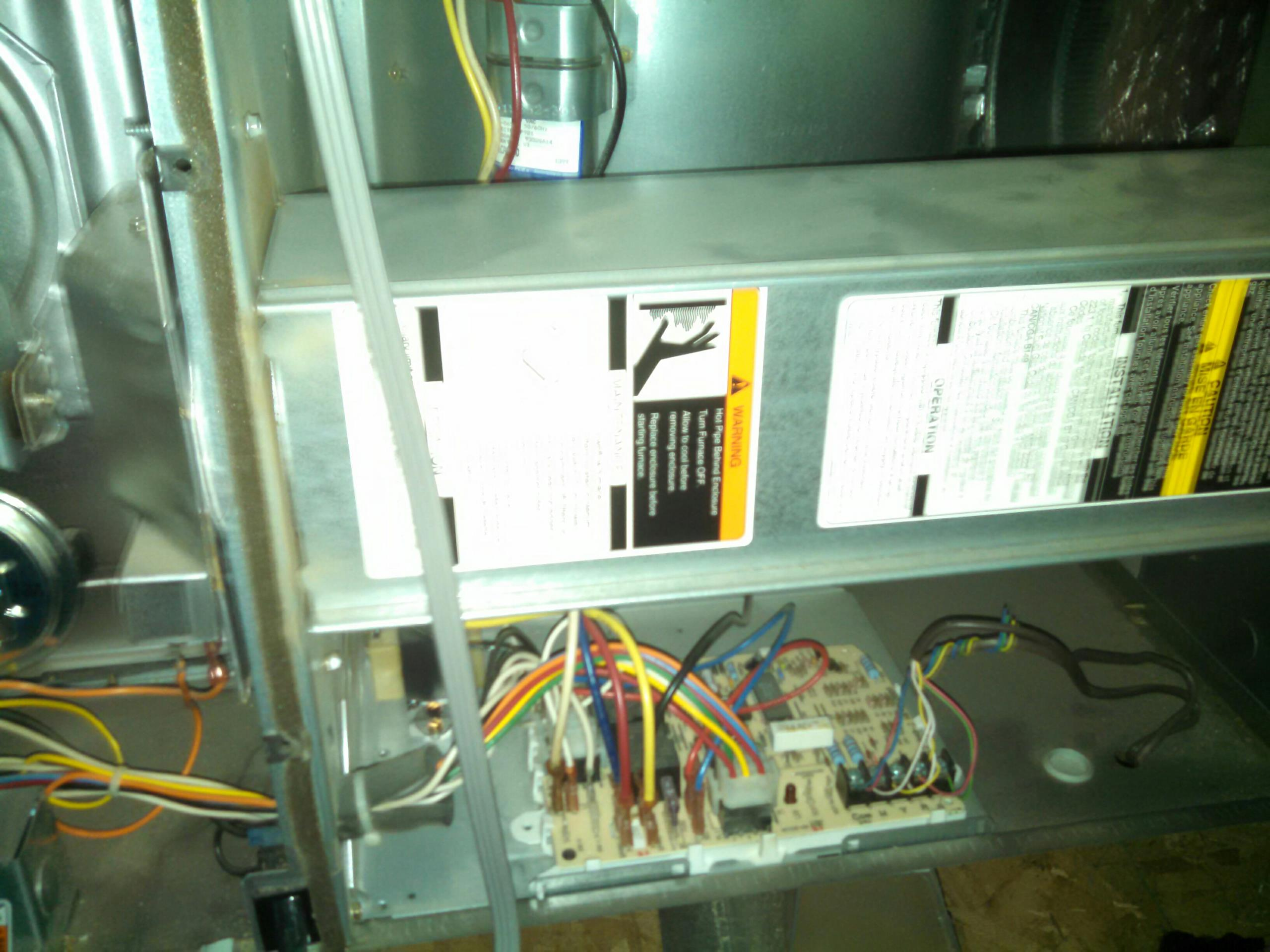 Lincoln, CA - carrier heater service