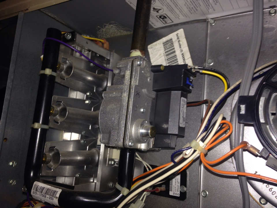 Gold River, CA - Heating service repair and installation on a day and night system