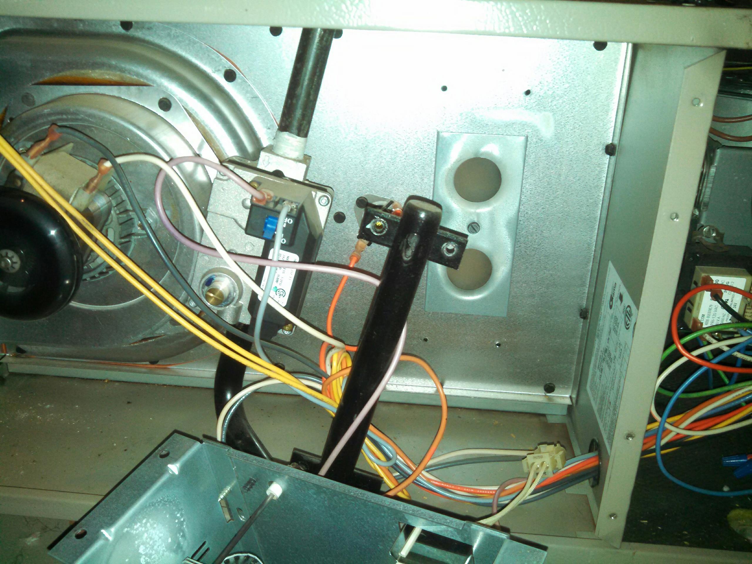 Rocklin, CA - Goodman heater service
