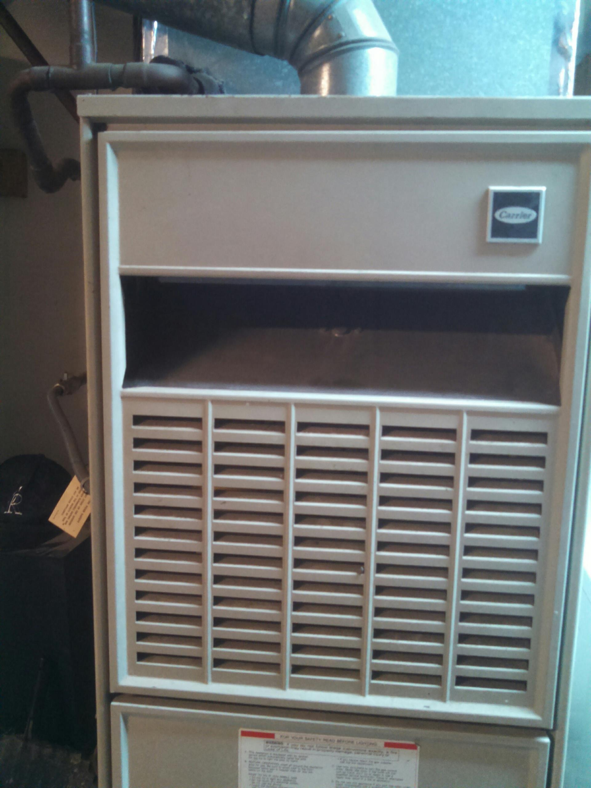 Woodland, CA - Carrier heater service