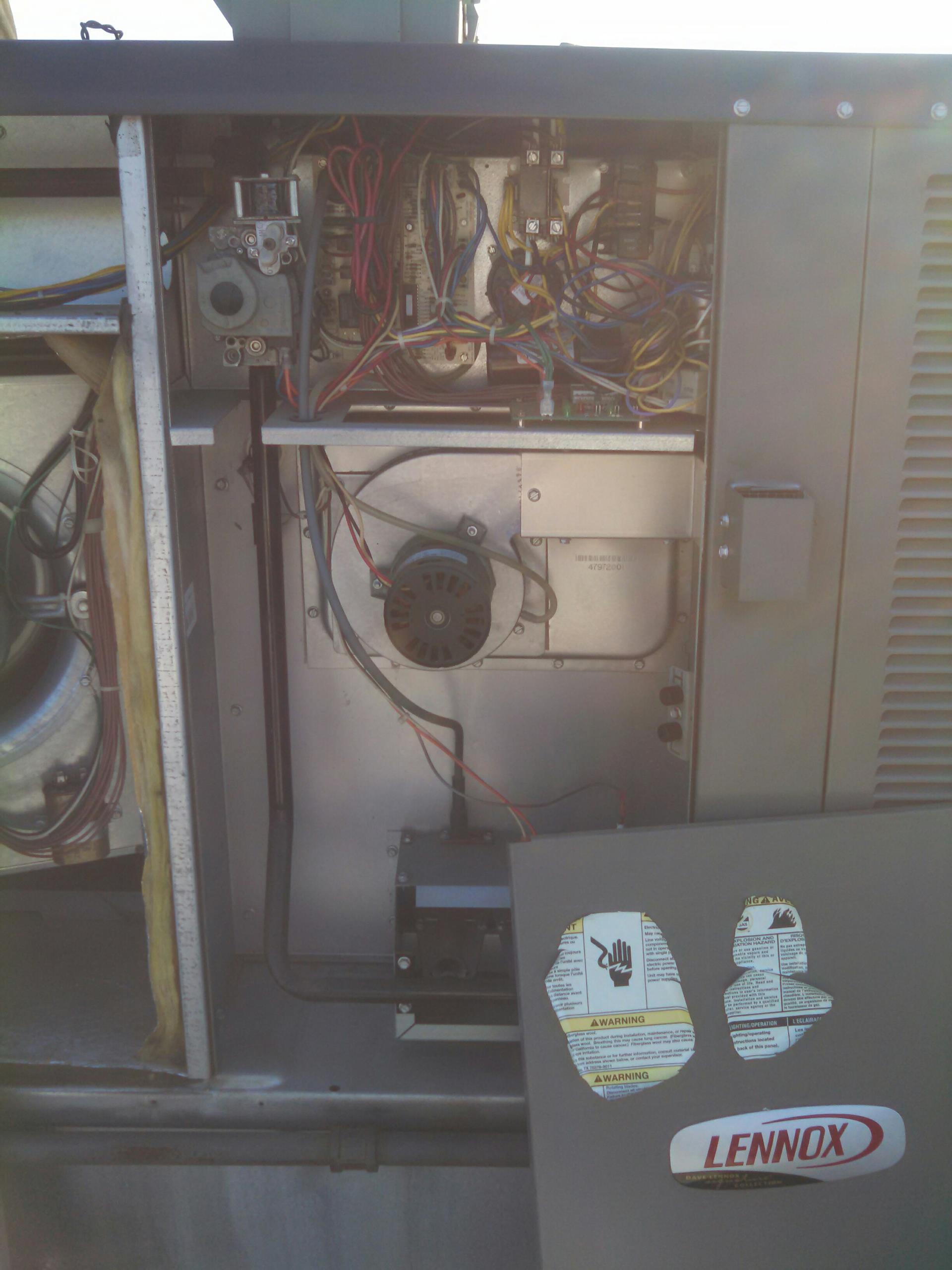 Orangevale, CA - Lennox heater service