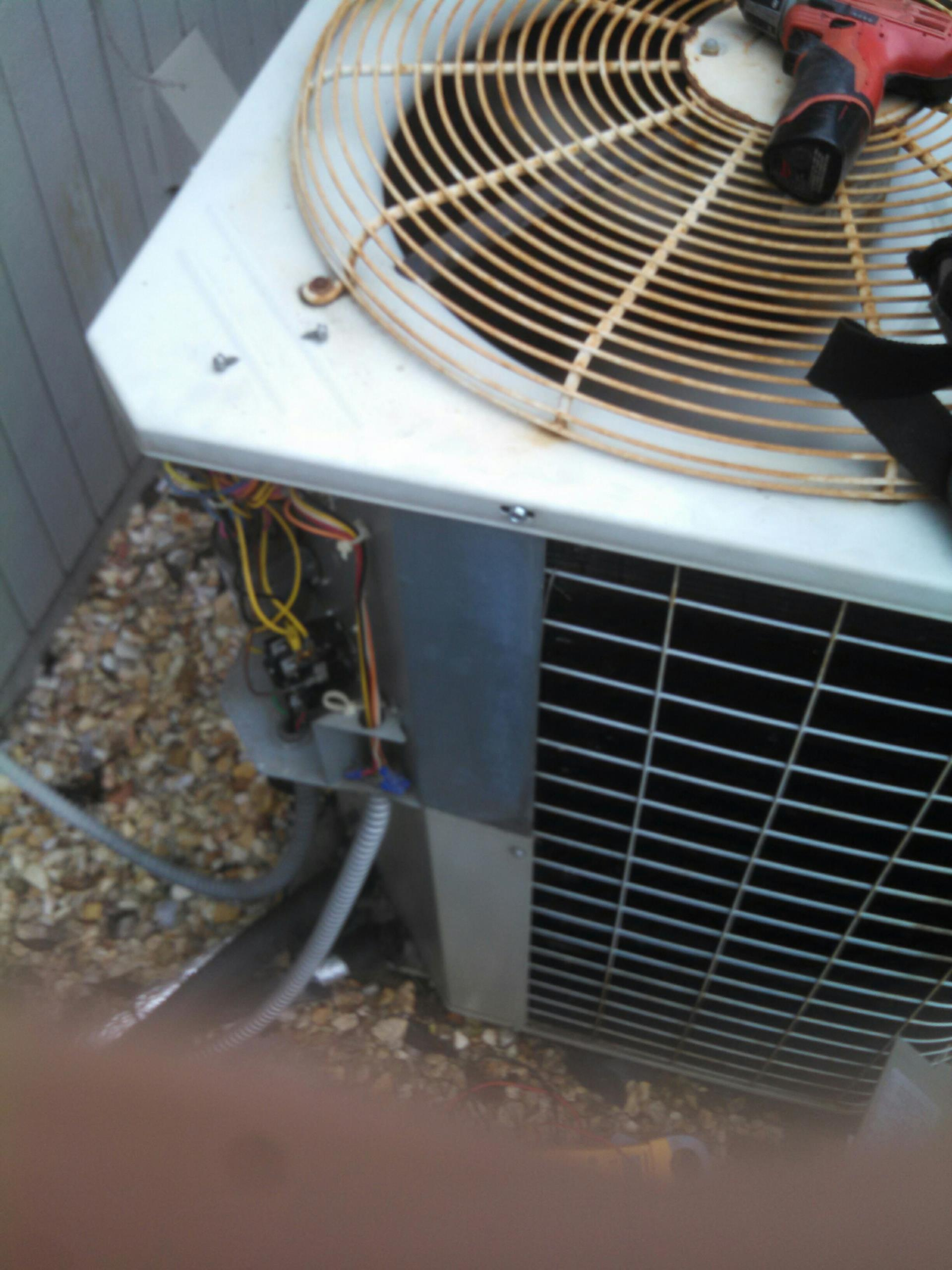 West Sacramento, CA - Carrier heat pump service