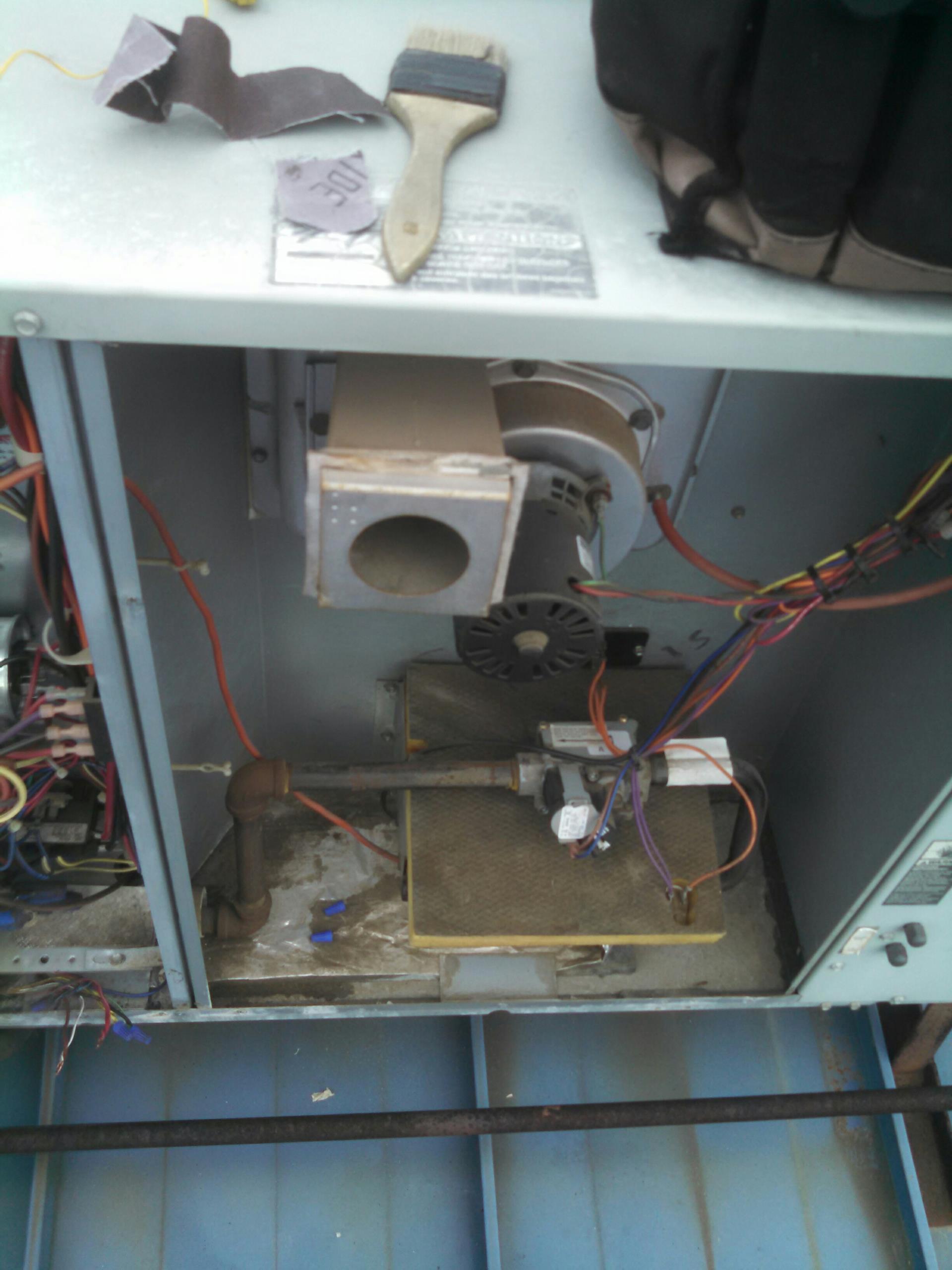 West Sacramento, CA - trane heater service