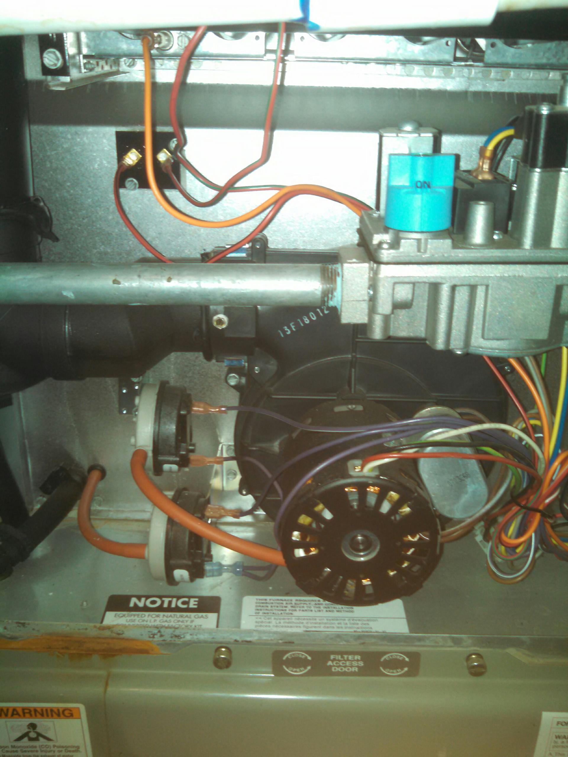 Rancho Cordova, CA - Bryant heater service