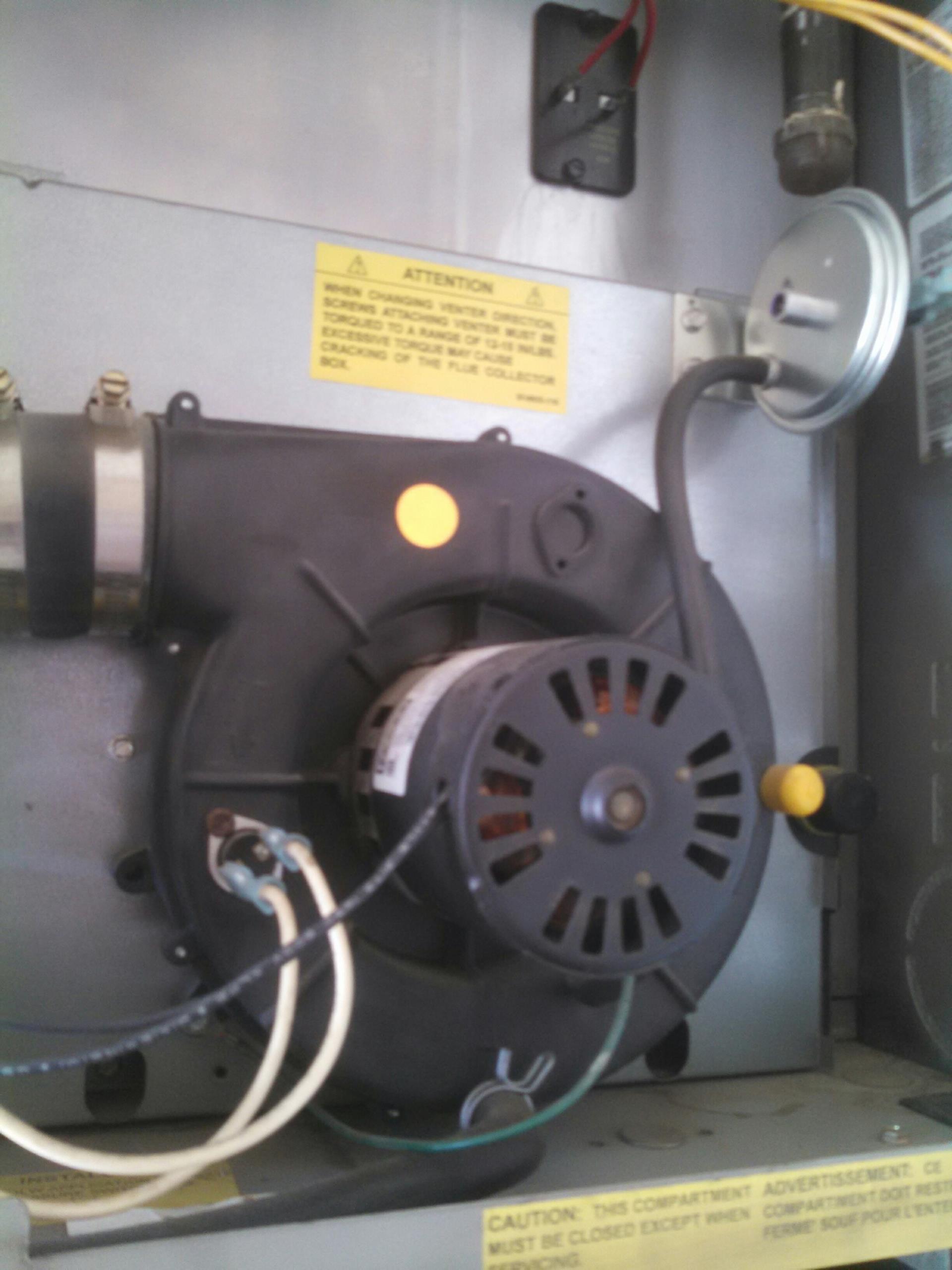 Roseville, CA - Goodman heater service