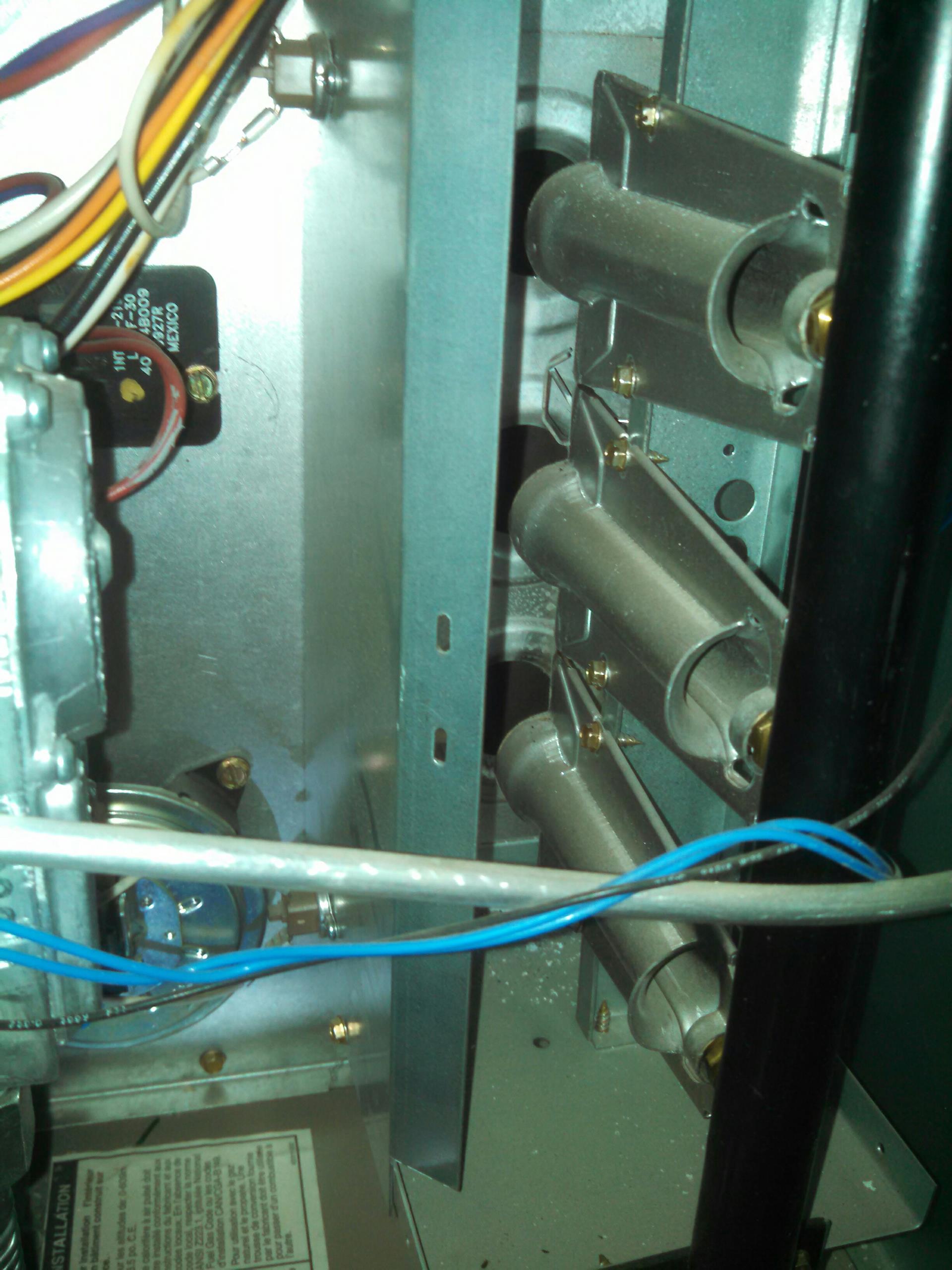 Auburn, CA - Armstrong heater service