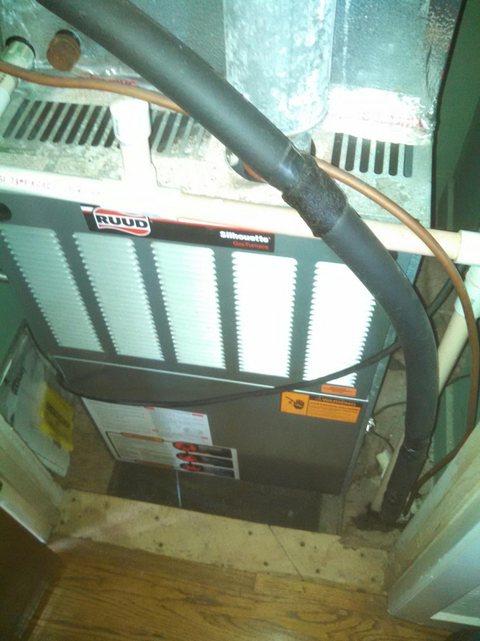 West Sacramento, CA - ruud heater service