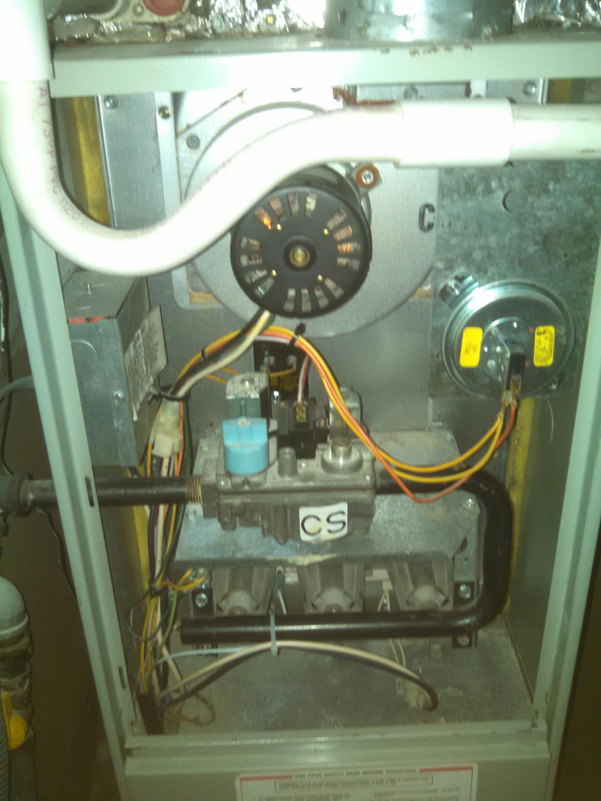 Carmichael, CA - day and night heater service