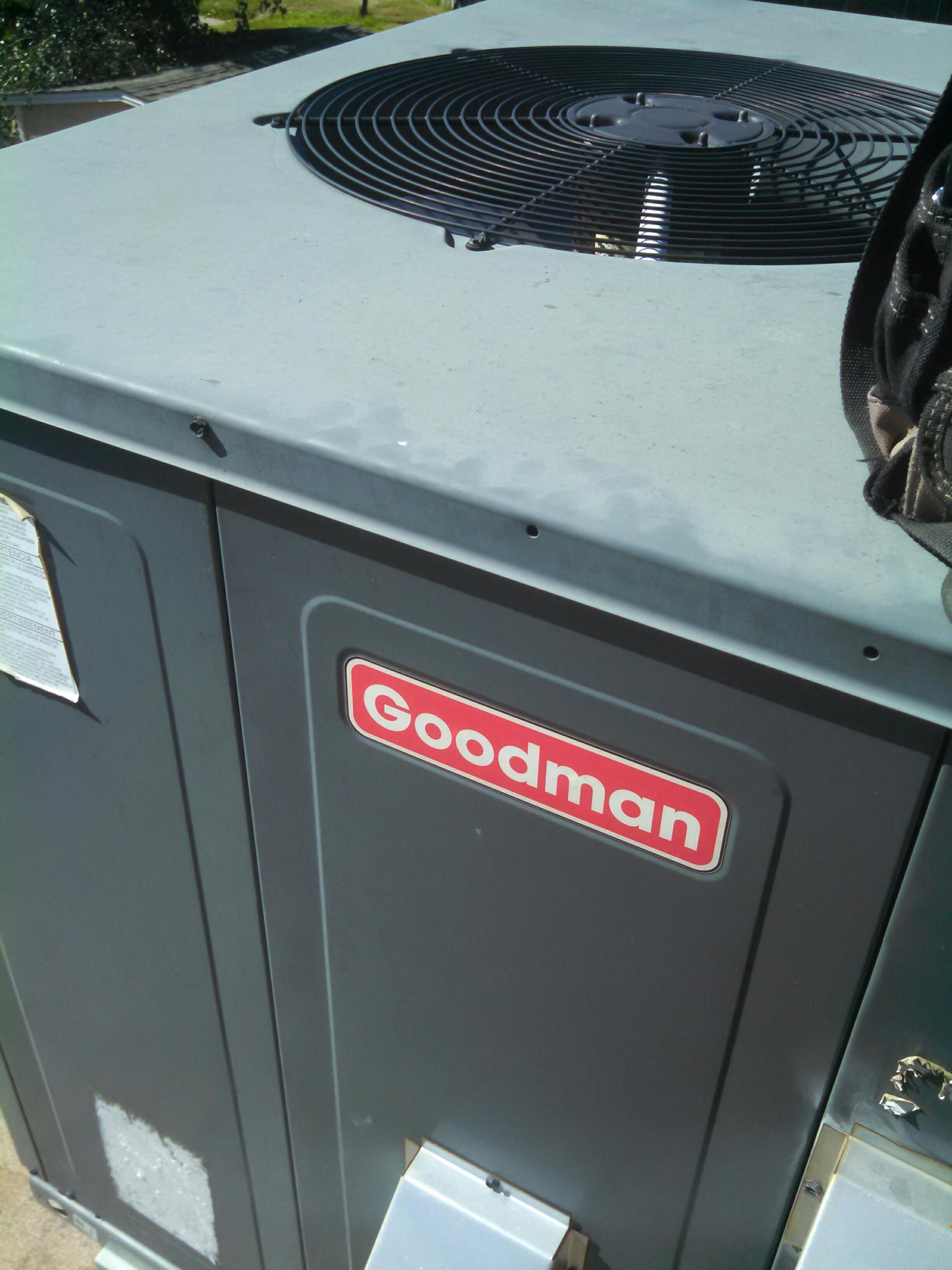 North Highlands, CA - Goodman ac service