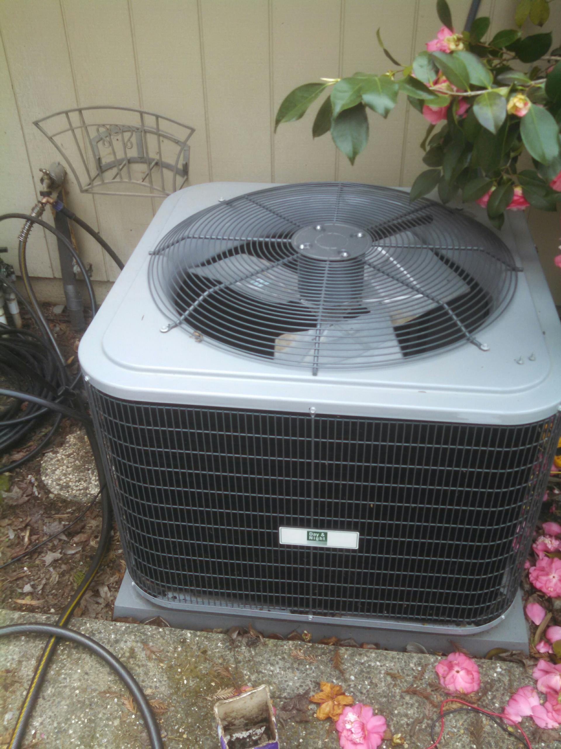 El Dorado Hills, CA - day and night ac service